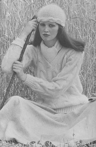 Ravelry: Patricia Roberts Knitting Patterns Exclusive Knitwear Designs for al...