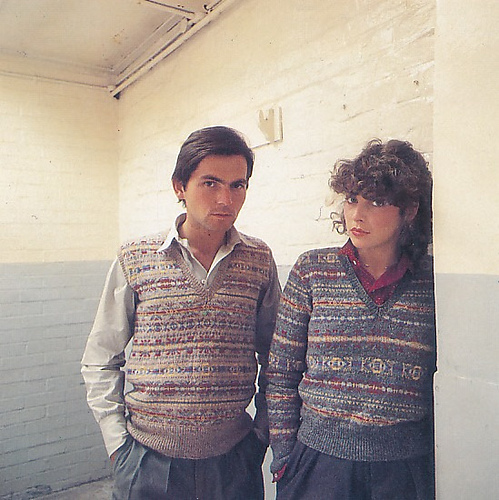 Ravelry: John and Mary pattern by Patricia Roberts