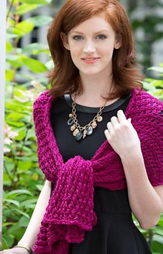98ccdb6bb Ravelry  8-Hour Shawl pattern by Lorna Miser