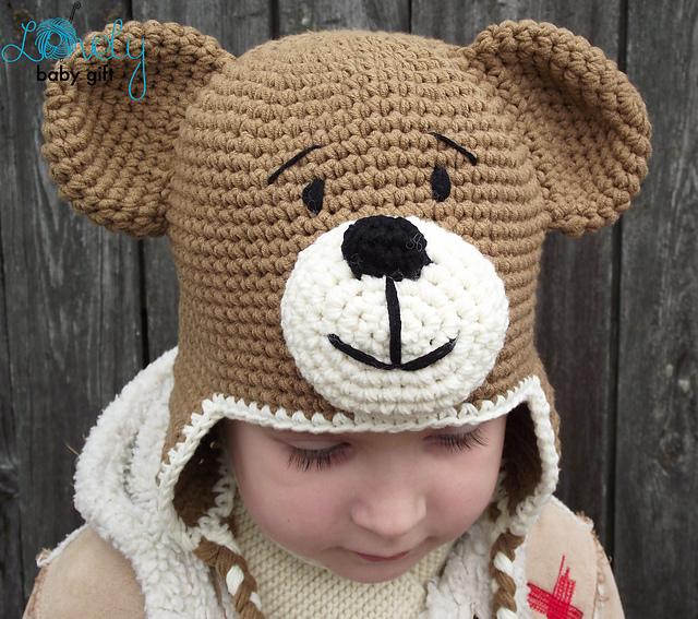 Ravelry Teddy Bear Hat Pattern By Viktorija Dineikiene