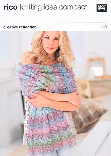 Ravelry Rico Knitting Idea Compact 140 Patterns