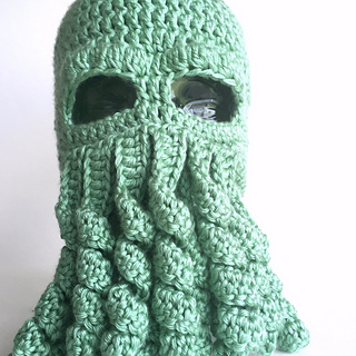 472fc03ea72 Ravelry  Cthulhu hat pattern by Level Up Nerd Apparel