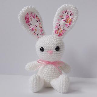 ravelry emma bunny rabbit pattern by adorable amigurumi