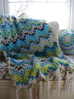 Ravelry Birdlebee S Granny Ripple Pattern By Birdlebee