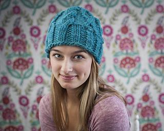 20df8a77113bfc Ravelry: # 150 Holiday Hat pattern by Leslie Scanlon