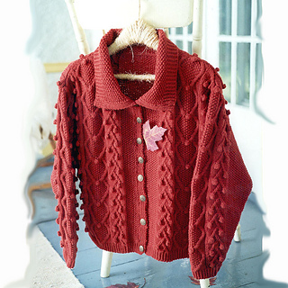 Ravelry  ML112 Hearts n  Bobbles pattern by Maddy Cranley 5ea4aec239
