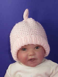 _baby__moss_stitch_top_knot_top_beanie_hat1_small2