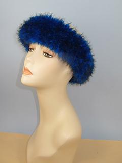 Ravelry  Luxury Luzia Faux Fun Fur Headband pattern by Christine Grant a0e20715339