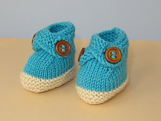 Baby_2_colour_cross_strap_booties11_small2