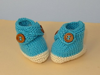 Baby_2_colour_cross_strap_booties10_small2