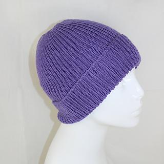 Ravelry  4 Ply Unisex Rib Beanie Hat pattern by Christine Grant 26d2c2b439f