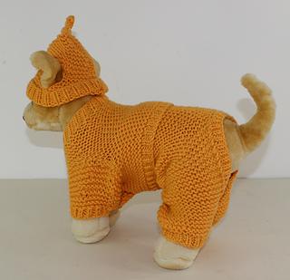 Ravelry: Dog Aran Pyjamas & Nightcap pattern by Christine ...