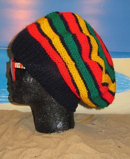 Ravelry  Jamaican Tam Hat pattern by Christine Grant ddaa8836693