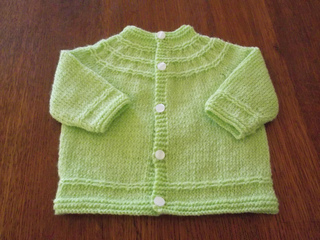 ca0b0c8492a5 Ravelry  MarianneSydor s My Seamless Yoke Baby Sweater