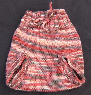 Ravelry: Wool Diaper Cover (Soaker) - Knit pattern by ...