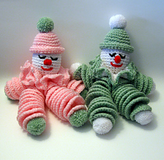 Clownies_pink_and_green1_small
