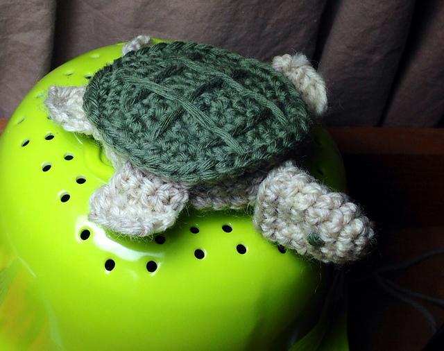 Ravelry: Tiny Turtle Tape Measure pattern by Sophia Zhu