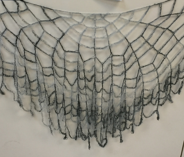 Ravelry Spider Web Shawl Pattern By Moses Ramos