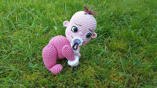 Ravelry Amigurumi Krabbel Babys Pattern By Crochetartdesign