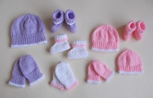 4 Ply Beanie Hat Crochet Pattern
