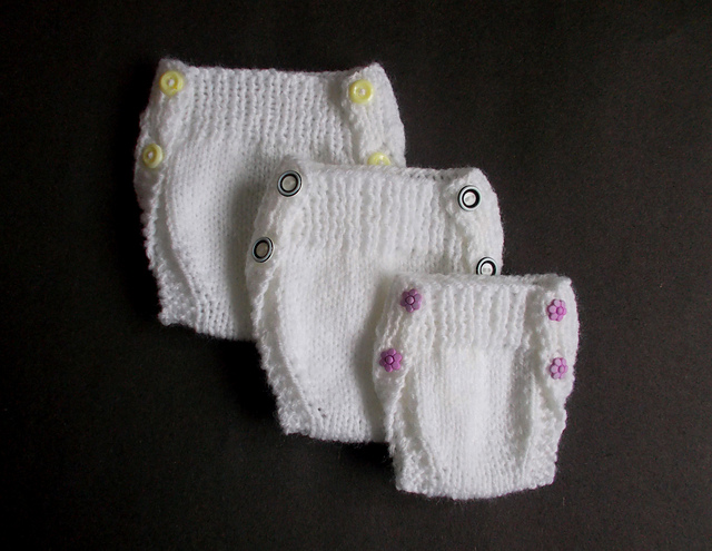 Ravelry Hideaway Nappy Cover Pattern By Marianna Mel