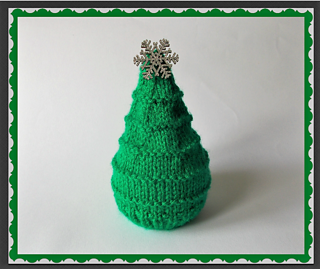 Ravelry Christmas Tree Chocolate Orange Cover Pattern By