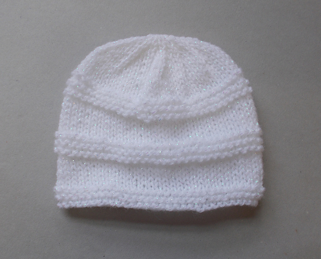 7c5451b3a Marianna's Lazy Daisy Days: Knitted Baby Hats ~ Top 30