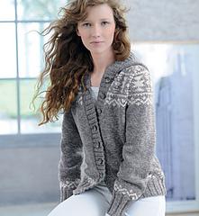 Robe laine femme phildar