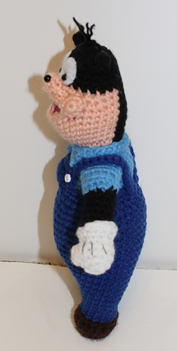 Ravelry Pete The Cat Amigurumi Pattern By Mary Smith