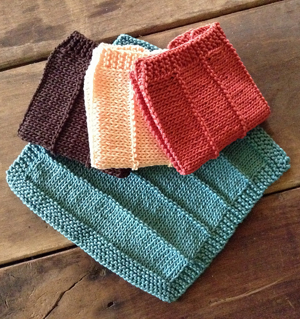 Ravelry: Spa Cloth pattern by Mary Turley / M Designs