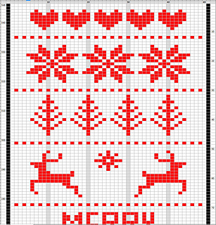 Baby Christmas Stocking Pattern