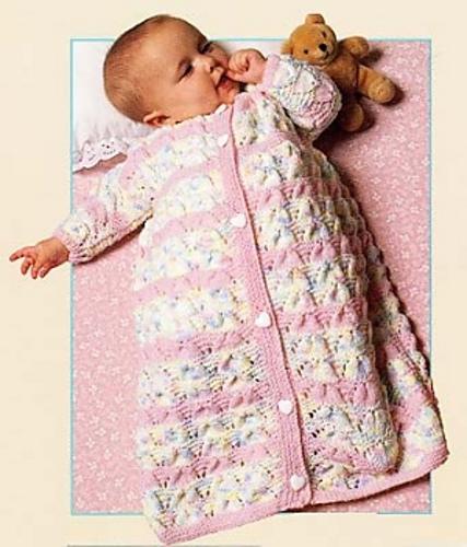 Ravelry Shell Bunting Knit Pattern By Lion Brand Yarn