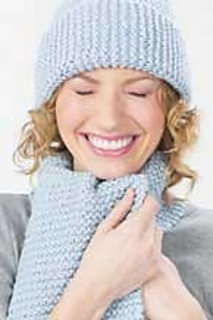 fecf93abe7f Ravelry  Garter Stitch Sideways Hat pattern by Patons