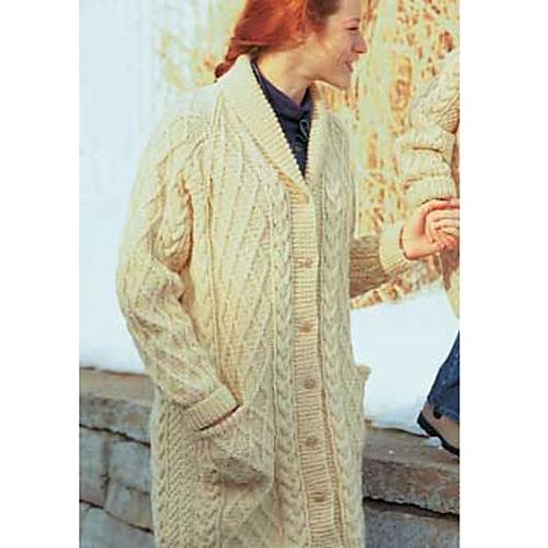 Ravelry Shawl Collar Jacket Adults Pattern By Patons
