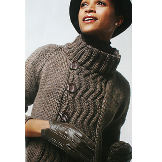 Ravelry: Patons #500860, Top Down Classics - patterns