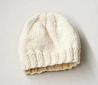Ravelry Child S Simple Knit Hat L20402 Pattern By Lion