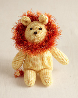 Ravelry knitted lion pattern by lion brand yarn lion brand yarn dt1010fo