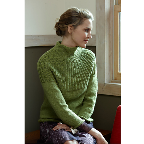 Ravelry Top Down Pullover Pattern By Lion Brand Yarn