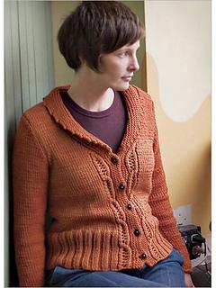 76b087811 Ravelry  Sienna Cardigan pattern by Ann E. Smith