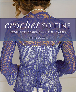 Free Crochet Patterns Using Fine Yarn : Ravelry: Crochet So Fine: Exquisite Designs with Fine ...