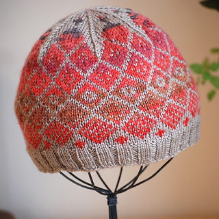 Ravelry diy fair isle hat pattern by meg kealey myers dt1010fo