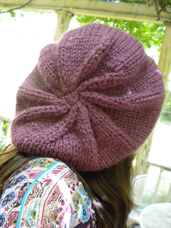 Ravelry Thick Amp Quick Slouchy Beret Pattern By Mei Lynne