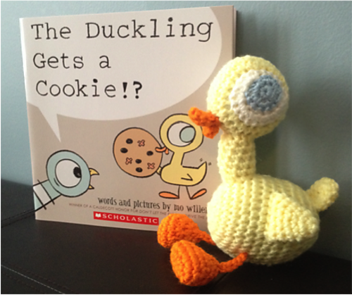 Ravelry The Duckling Gets A Crochet Pattern Pattern By Knots So Crafty