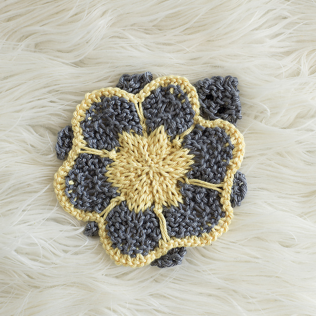 Ravelry Turtle Coaster Knit Version Pattern By Melody Rogers