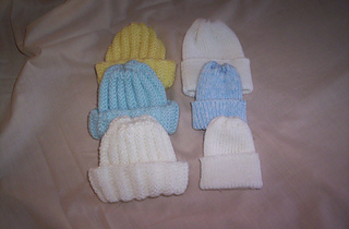 Ravelry  Super Stretchy Baby Hat pattern by Maggie Andrews f77be26f1d5