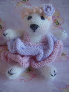 Ravelry Mrs Pitty Pat Kitten Cat Amp Tiny Kittens Pattern
