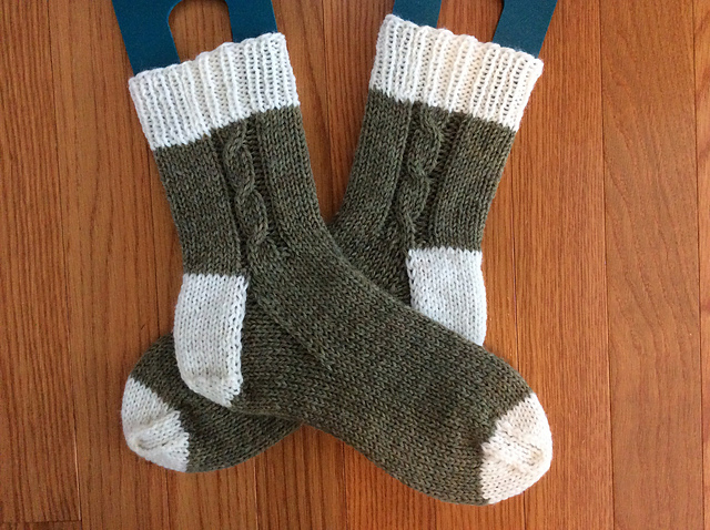 Indie Design Gift Along 2018 Sock Patterns knit socks