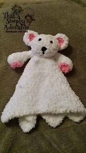 Ravelry nanuk the polar bear lovey pattern by heather c gibbs dt1010fo