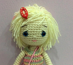 Ravelry Free Spirit Amigurumi Doll Pattern By Beth Ann Webber