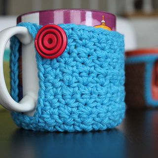Ravelry Mug Coaster Cozy Pattern By Micah York